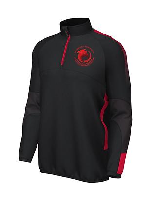 Crickhowell High - 1/4 Zip Jacket