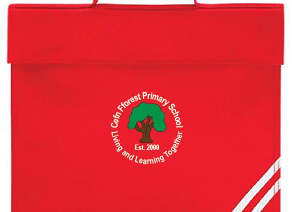 Cefn Forrest Primary - Bookbag