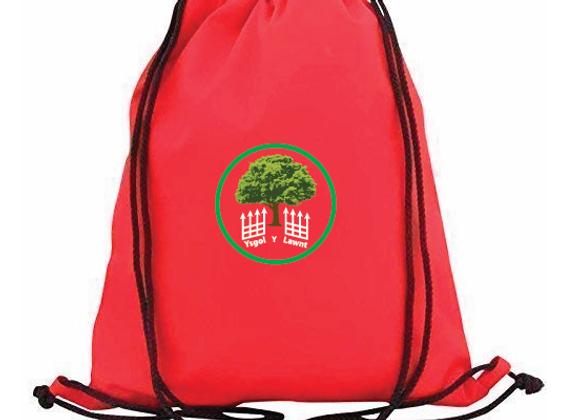 Y Lawnt Primary- Gym Bag