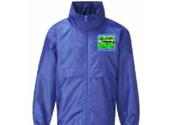 Llanfoist Primary Rain Fleece