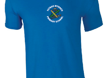 Ystrad Mynach - P.E. T-Shirt