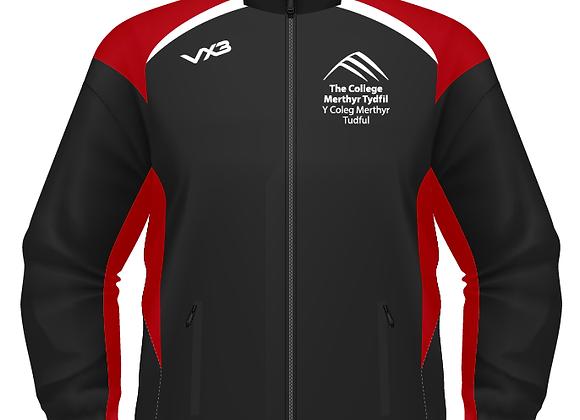 Merthyr College Full Zip Jacket (Shower Proof)
