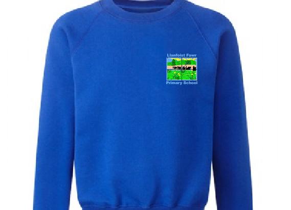 Llanfoist Primary Sweathshirt