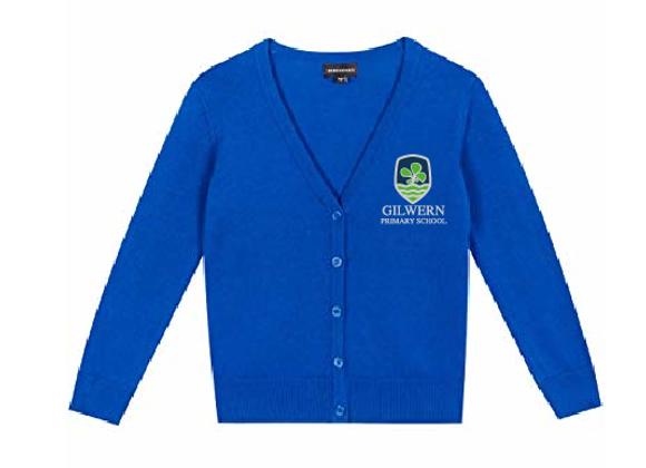 Gilwern Primary Cardigan