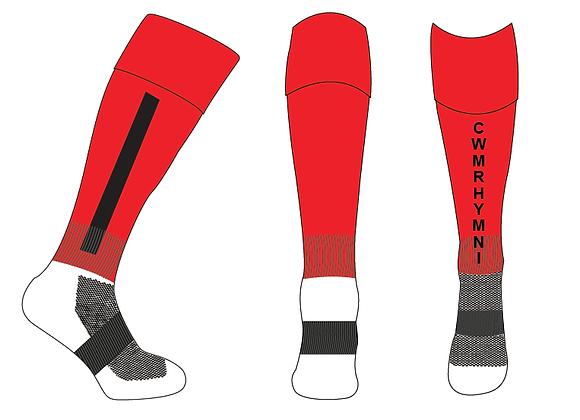 Cwm Rhymni - Rugby Socks