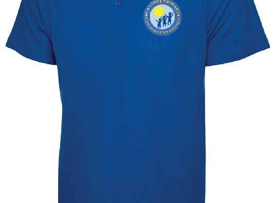Cantref Primary School Polo Shirt