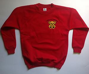 Glyncoed Nursery Crew Sweatshirt