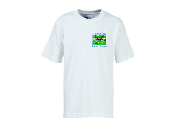 Llanfoist Primary P.E. T-Shirt