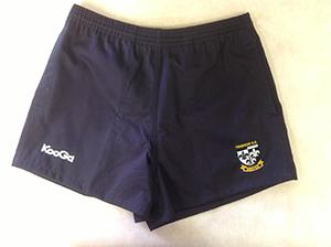 Rugby Shorts Navy Tredegar Comp