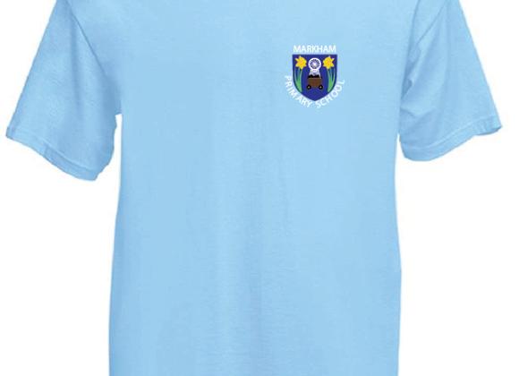Markham Primary - P.E. T-Shirt