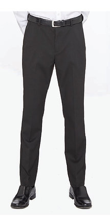 Ebbw Fawr - BT10 Black Active Waist Trouser
