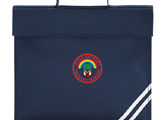 Upper Rhymney Primary- Bookbag