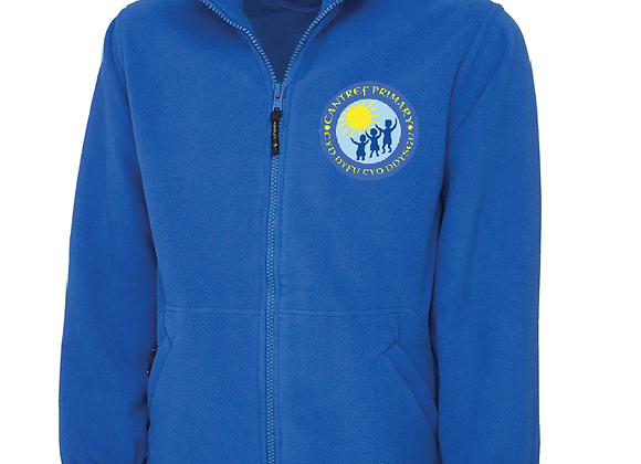 Cantref Primary School Fleece