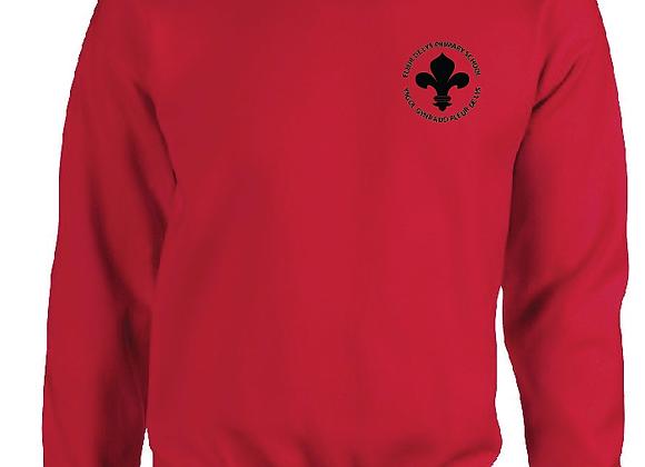 Fleur-de-lys Primary - Sweater