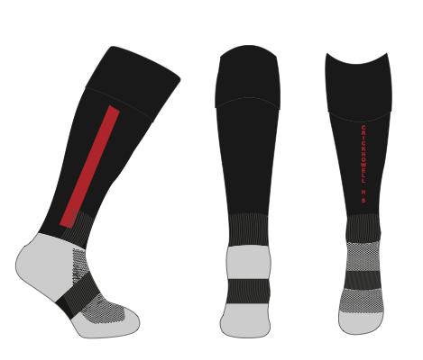 Crickhowell High - Sports Socks