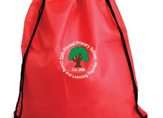 Cefn Forrest Primary - Gym Bag