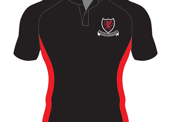 Cwm Rhymni - Rugby Shirt