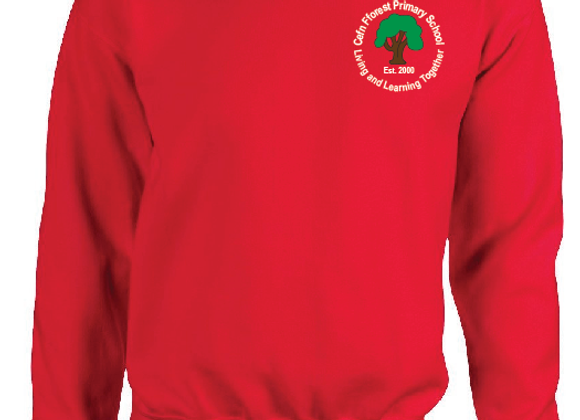 Cefn Forrest Primary - Sweater