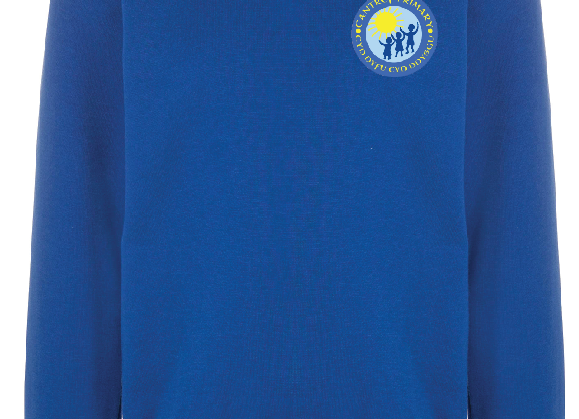 Cantref Primary School Sweathshirt