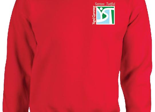 Santes Tudful -Sweatshirt