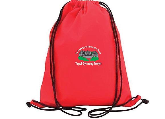 Ysgol y trelyn- Gym Bag