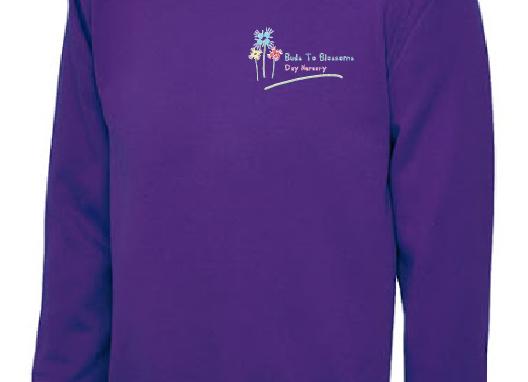 Buds to Blossoms - Sweatshirt