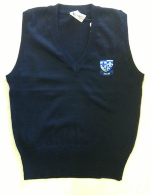 Tank Top - Boys & Girls Tredegar Comp