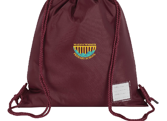 Maesycwmmer Primary- Gym Bag