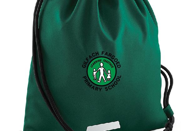 Gilfach English - Gym Bag