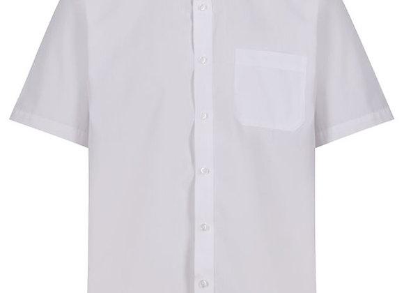 Idris Davies - White Shirt (Twin Pack)