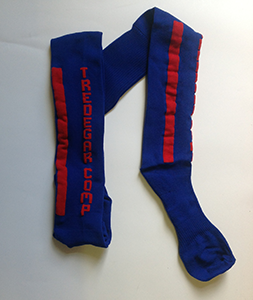 Boys P.E. Socks Tredegar Comp