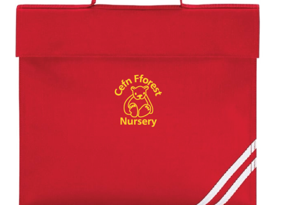 Cefn Forrest Nursery - Bookbag