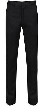King Henry School - BT7 Slim fit Black Trousers