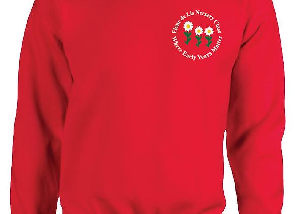 Fleur-de-lys Nursery - Sweatshirt