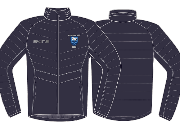 Bargoed RFC Insulated Jacket