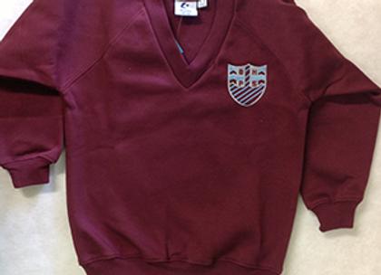 Beaufort Hill V Neck Sweatshirt