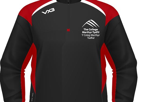 Merthyr College 1/4 Zip Jacket
