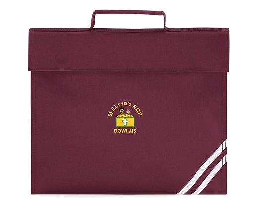 St.Illtyds - Book Bag