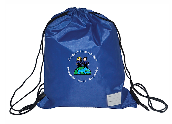 Tiryberth primary - Gym Bag