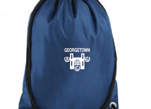 Georgetown B & G - Gym Bag