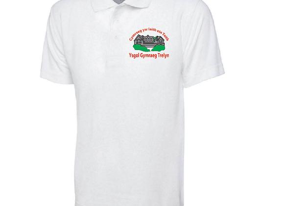 Ysgol y trelyn - Polo Shirt