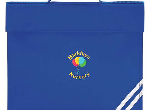Markham Nursery - Bookbag