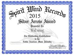 Silver Arrow 2015