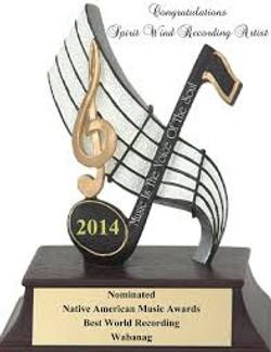 Native American Music Awards 20014