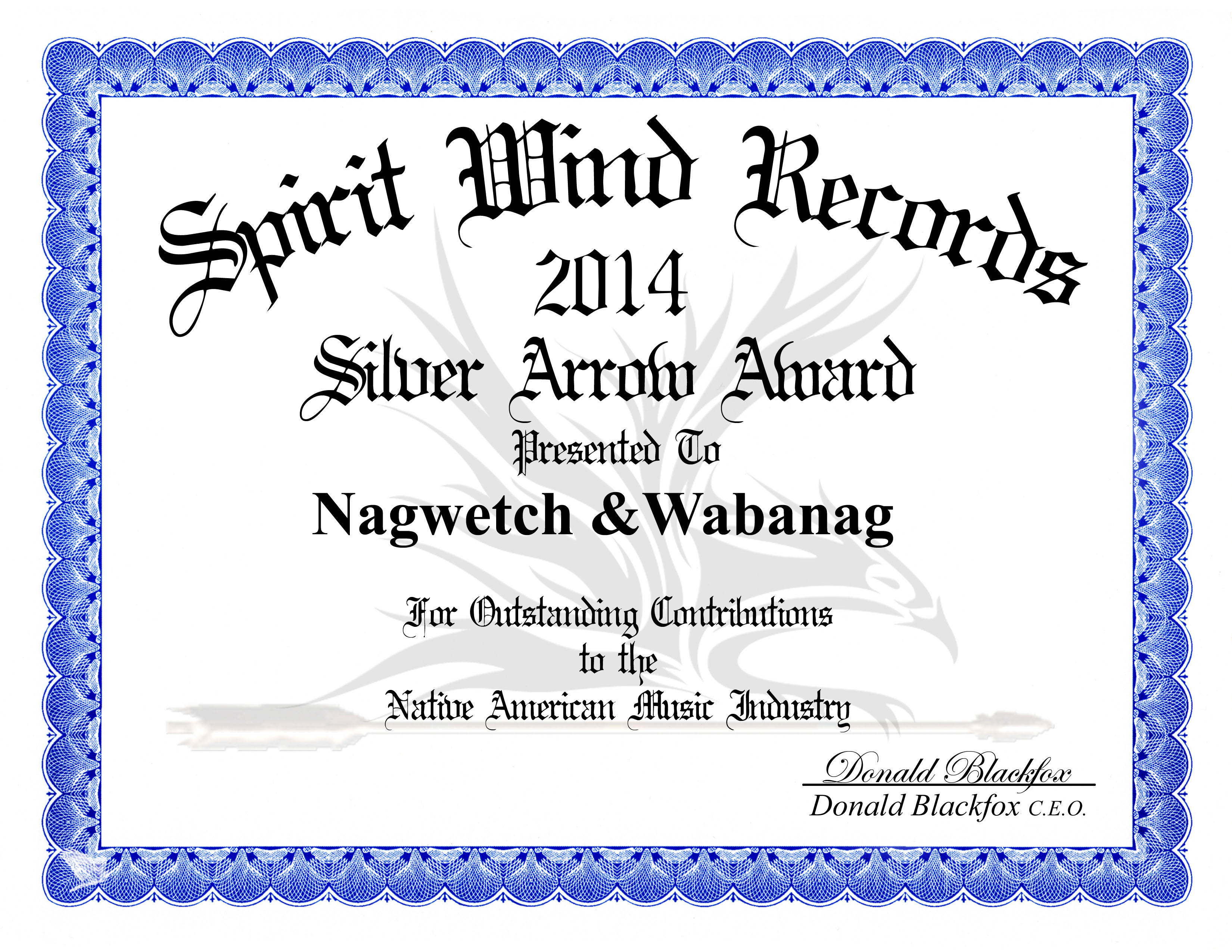 Silver Arrow 2014