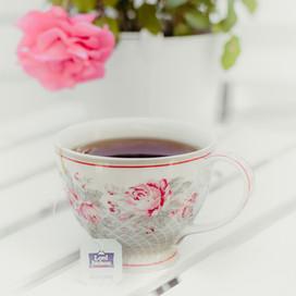 Daily cup of Earl Grey tea