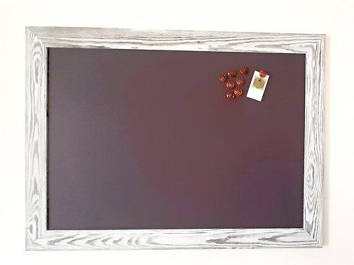 Framed Shabby Chic Magnetic Board