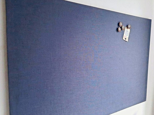 Large MAGNETIC Board in Charcoal