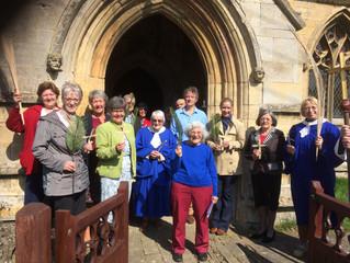 Holy Week Pilgrims