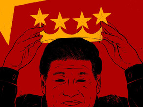 LA Times 'World & Nation' series part 3: Dreams of a Red Emperor
